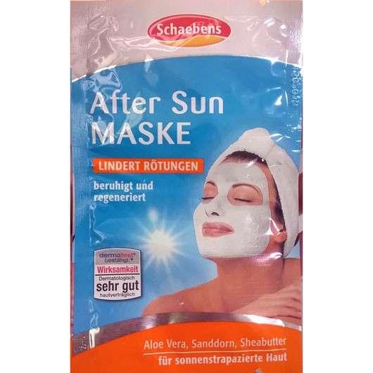 Schaebens After Sun Maske