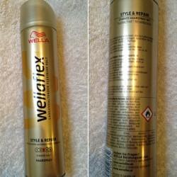Produktbild zu wellaflex Style & Repair Haarspray (Design Edition)