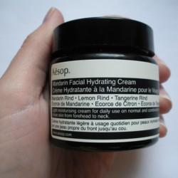 Produktbild zu Aesop Mandarin Facial Hydrating Cream