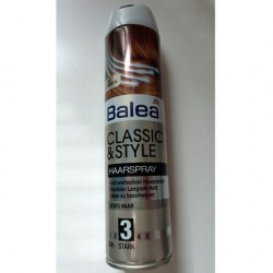 Produktbild zu Balea Classic & Style Haarspray