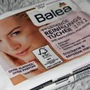Balea Pflegende Reinigungstücher 3in1 (trockene und sensible Haut)