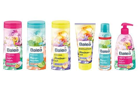 Balea Body Sommer Limited Edition