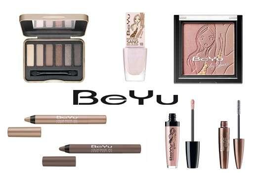5 x 1 Kosmetikset aus der BeYu-Kollektion Capetown Covergirl – The Nude Look by IRMA zu gewinnen