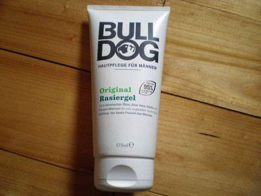 Bulldog Original Rasiergel