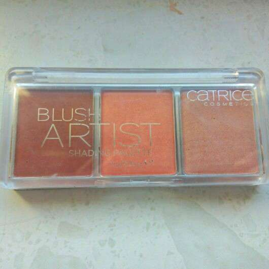 Catrice Blush Artist Shading Palette, Farbe: 010 BronzÉclat
