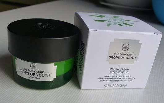The Body Shop Drops of Youth – Youth Cream
