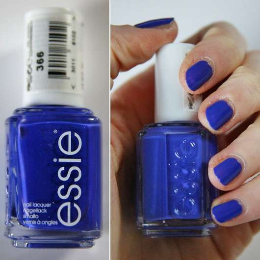 essie Nagellack, Farbe: 366 all access pass