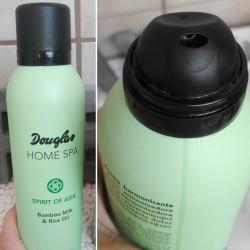Douglas Home Spa Spirit Of Asia Bamboo Milk & Rice Oil Harmonisierender Duschschaum