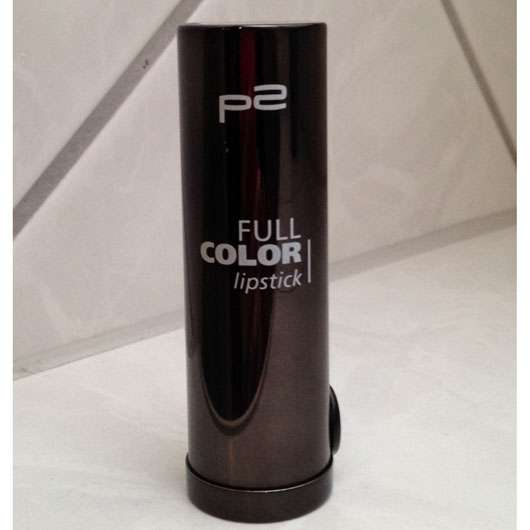 p2 full color lipstick, Farbe: 080 suggest honesty