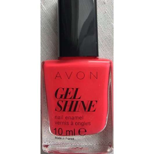 AVON Gel Shine Nagellack, Farbe: Fabulous