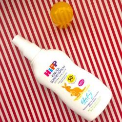 Test Sonnenschutz Hipp Babysanft Kinder Sonnenspray Lsf 50