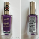p2 color victim nail polish, Farbe: 342 need some speed
