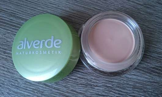 alverde Mousse Make-up, Farbe: 02 Rosy Beige