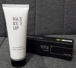 Produktbild zu Make up Factory Cream-to-Foam Make up Remover (LE)