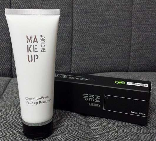 Make up Factory Cream-to-Foam Make up Remover (LE)