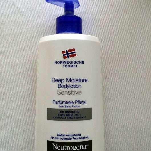<strong>Neutrogena Norwegische Formel</strong> Deep Moisture Bodylotion Sensitive
