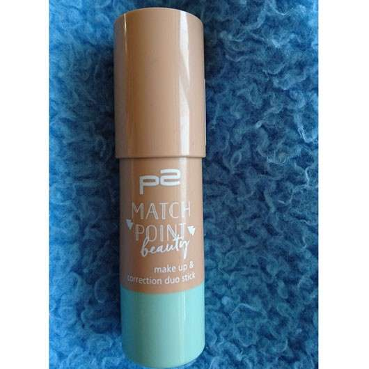 p2 make up & correction duo stick, Farbe: 020 perfect caramel (LE)