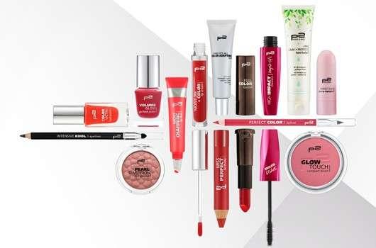 5 x 1 Make-up Set von p2 zu gewinnen