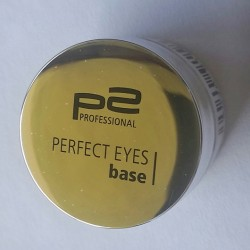 Produktbild zu p2 cosmetics perfect eyes! base (Tiegel)