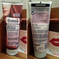 Produktbild zu Balea Professional Schutz + Pflege Shampoo (LE)