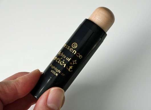 essence lights of orient highlighter stick, Farbe: 01 golden gate to orient (LE)