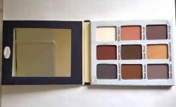 Produktbild zu The Balm Meet Matt(e) Nude Eyeshadow Palette