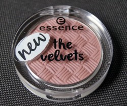 Produktbild zu essence the velvets eyeshadow – Farbe: 07 you better mauve!