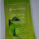 Yves Rocher Jardins du Monde Duschgel Limette aus Mexiko