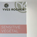 Yves Rocher Sensitive Végétal Anti-Rötungen Pflegecreme
