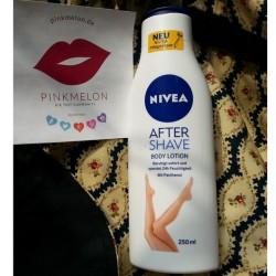Produktbild zu NIVEA After Shave Body Lotion