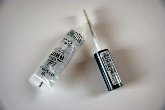 essence little eyebrow monsters eyebrow fixing gel, Farbe: 01 hold'em in place (LE)