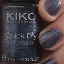 KIKO Quick Dry Nagellack Farbe: 856 Pearly Jeans