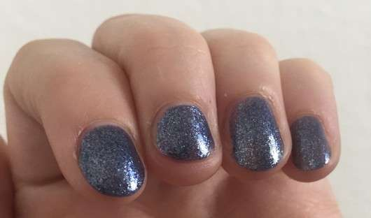 KIKO quick dry nail lacquer, Farbe: Farbe: 856 Pearly Jeans