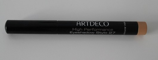 ARTDECO High Performance Eyeshadow Stylo, Farbe: 27 soft golden rush (LE)