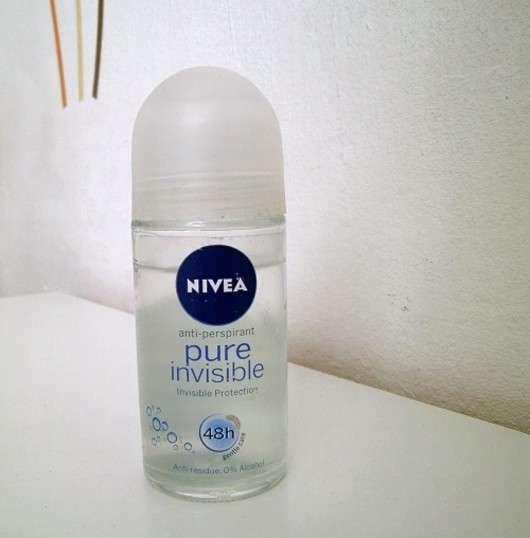 Nivea Pure Invisible 48h Anti-Transpirant Roll-On