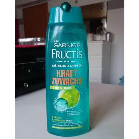 test shampoo garnier fructis kr ftigendes shampoo. Black Bedroom Furniture Sets. Home Design Ideas