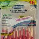 """DenTek Easy Brush Interdental-Bürsten Mega Fein """"Minze"""""""