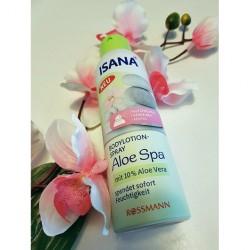 Produktbild zu ISANA Bodylotion-Spray Aloe Vera