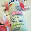 ISANA Bodylotion-Spray Aloe Vera