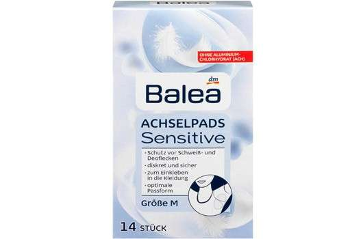 Balea Achselpads Sensitive