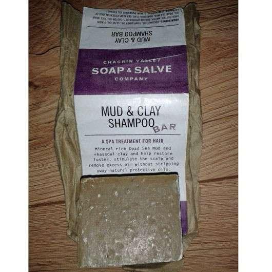 Chagrin Valley Shampoo Bar Mud & Clay