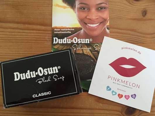 Dudu Osun CLASSIC – Schwarze Seife