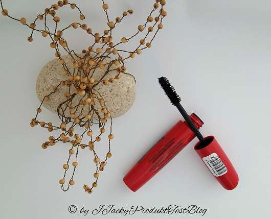 essence forbidden volume rebel mascara, Farbe: black