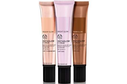 The Body Shop Instaglow CC Cream SPF 20 PA+++