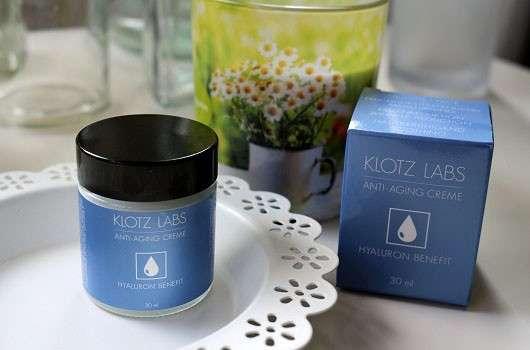 Klotz Labs Hyaluron Benefit Anti-Aging Creme