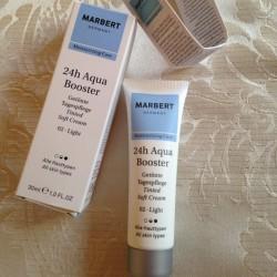 Produktbild zu MARBERT 24h AquaBooster Getönte Tagespflege – Farbe: 02 light