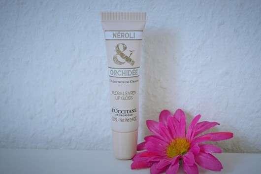 L'Occitane Neroli & Orchidee Lip Gloss