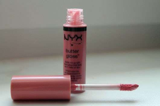 NYX Butter Gloss, Farbe: 05 Crème Brulée