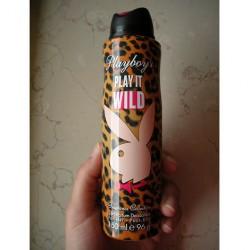 Produktbild zu Playboy Play It Wild 24H Parfum Deodorant