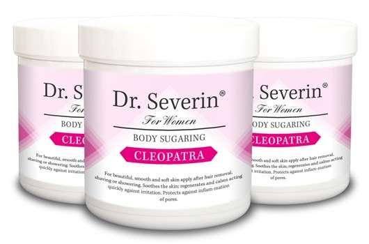 Dr. Severin Body Sugaring Cleopatra